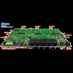 WiFi Router board MT7621 RS232 RS485 Board AP7621-002