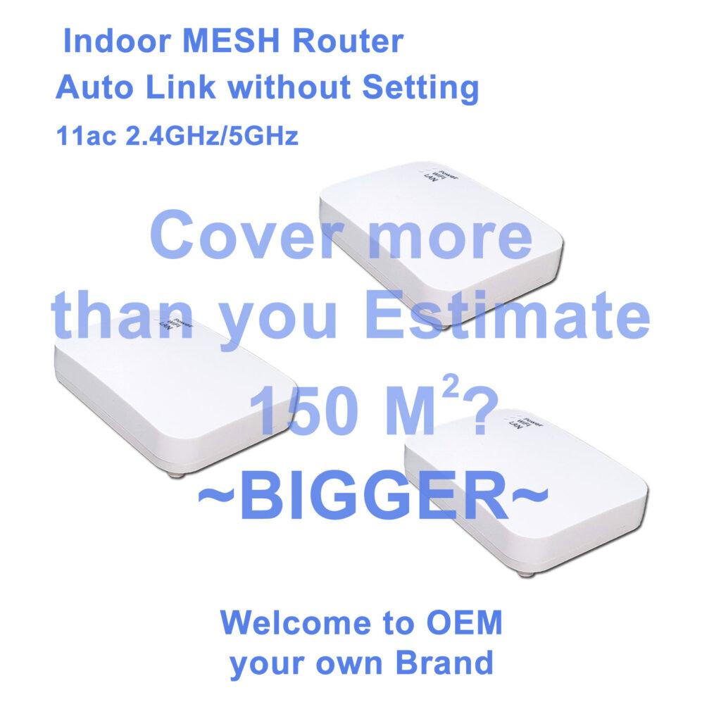 WiFi Mesh 2020 Router manufacturer Amermesh