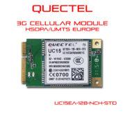 QUECTEL 3G Cellular Module HSDPA UMTS Europe UC15EA-128-NCH-STD